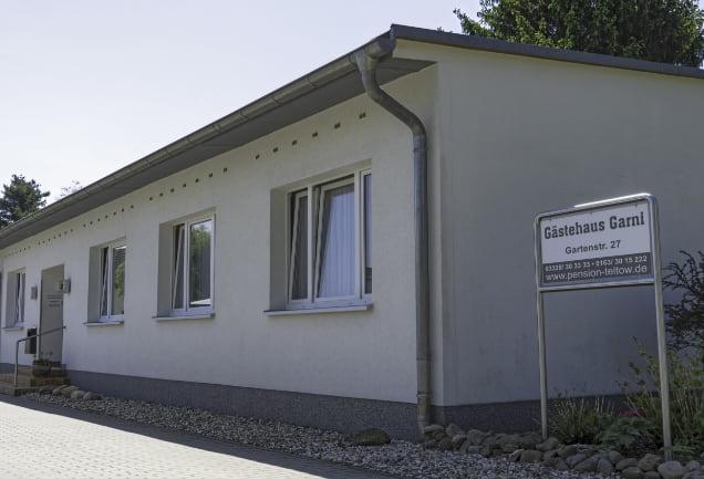 gaestehaus garni teltow
